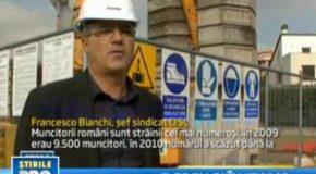 ROMANIA, INCHIESTA DELLA TV NAZIONALE SU CONDIZIONI DI LAVORO EDILI ROMENI A MILANO