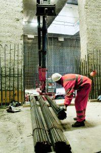 Operaio cantiere edile