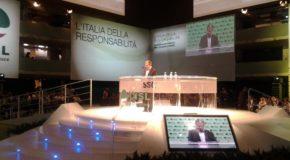 PESENTI, IL VIDEO DELL'INTERVENTO AL CONGRESSO DELLA CISL
