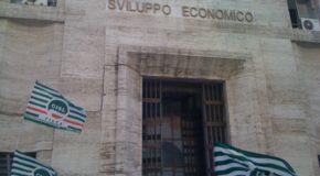 ITALCEMENTI, A ROMA PRESIDIO DEI LAVORATORI DEGLI STABILIMENTI DI MONSELICE E SCAFA