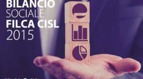 PRESENTATO IL BILANCIO SOCIALE 2015 DELLA FILCA-CISL NAZIONALE