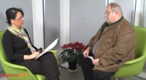 FRANCO TURRI, VIDEO-INTERVISTA SU CRISI EDILIZIA, PENSIONI, VOUCHER, SICUREZZA NEI CANTIERI