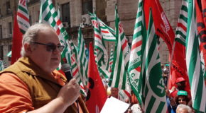 "#EDILIINPIAZZA, SINDACATI: ""GRANDE AFFLUENZA, ORA GOVERNO RISPONDA ALLE NOSTRE RICHIESTE"""