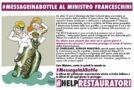 RESTAURO, DA DUE ANNI MIGLIAIA DI LAVORATORI IN OSTAGGIO DI UNA COMMISSIONE MINISTERIALE