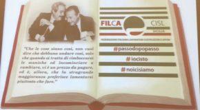 FILCA SICILIA, PAOLO D'ANCA E' IL NUOVO SEGRETARIO GENERALE
